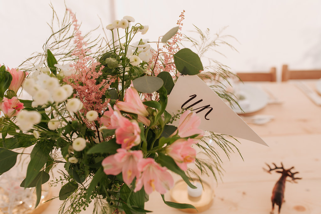 mariage champêtre A&R - L'atelier d'un souhait