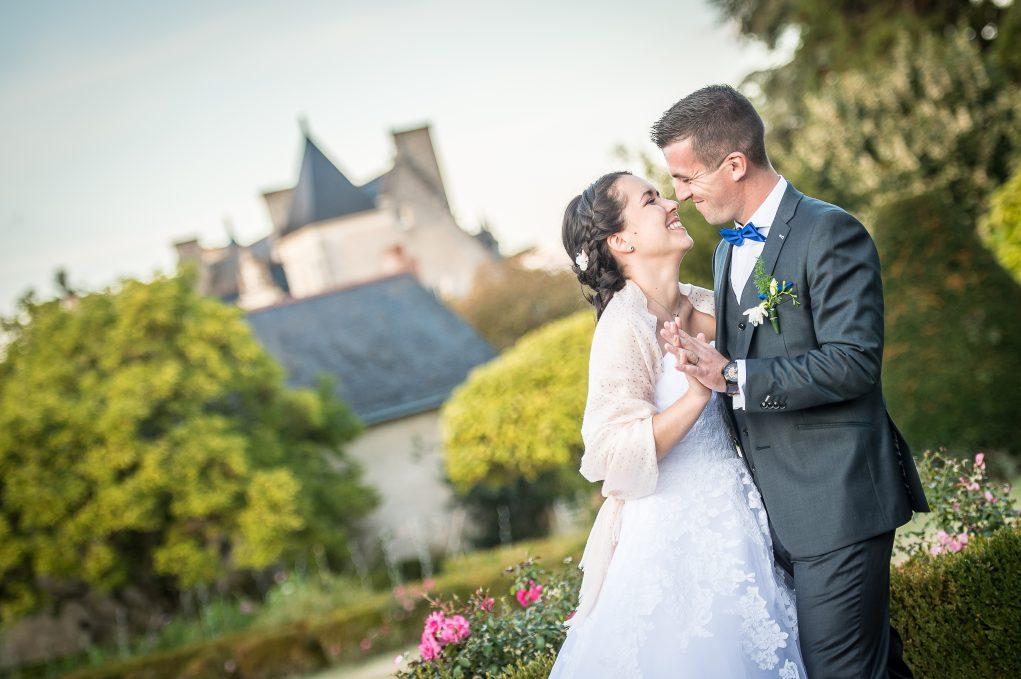 mariage au château C&B - L'atelier d'un Souhait - officiant de cérémonie Touraine