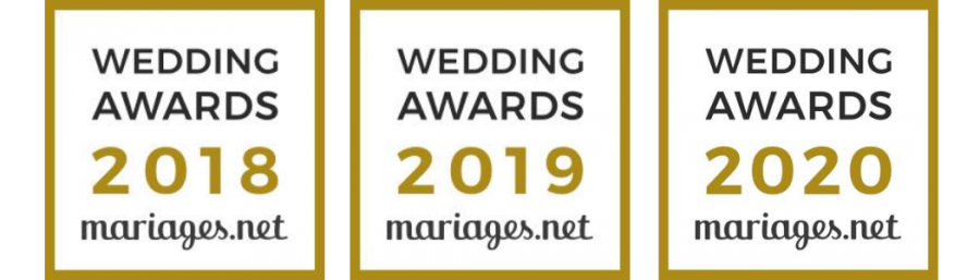 Wedding award L'atelier d'un Souhait