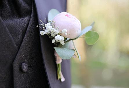Boutonnière-mariage-37-L'atelier d'un souhait
