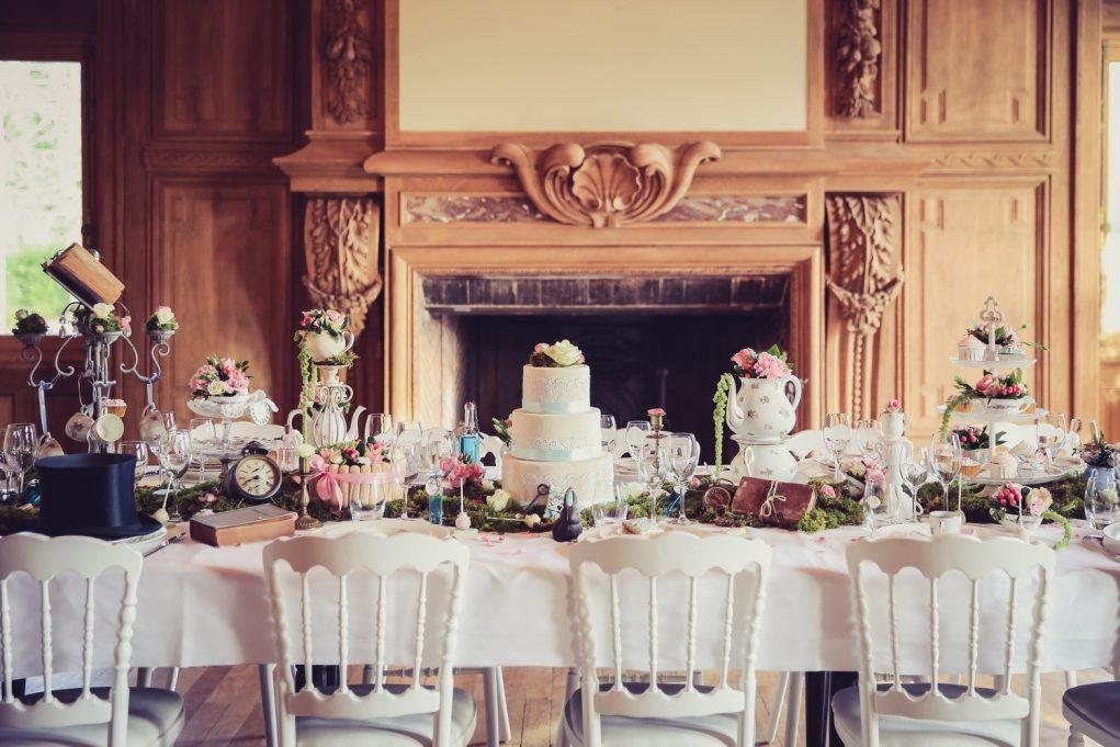 Alice aux pays des merveilles - wedding designer - L'atelier d'un souhait