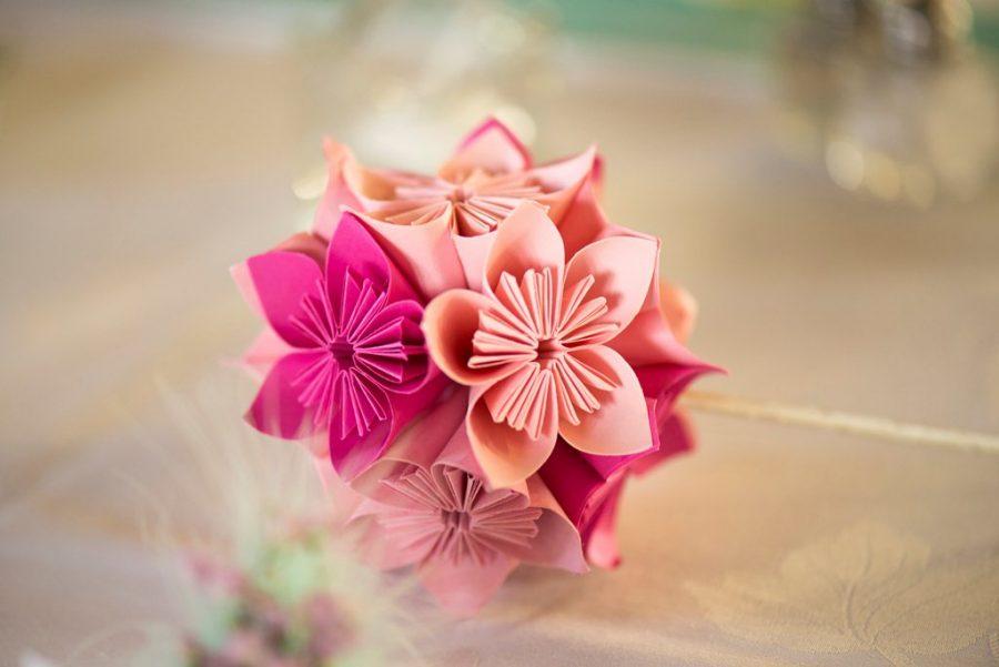 Mariage aux couleurs du printemps