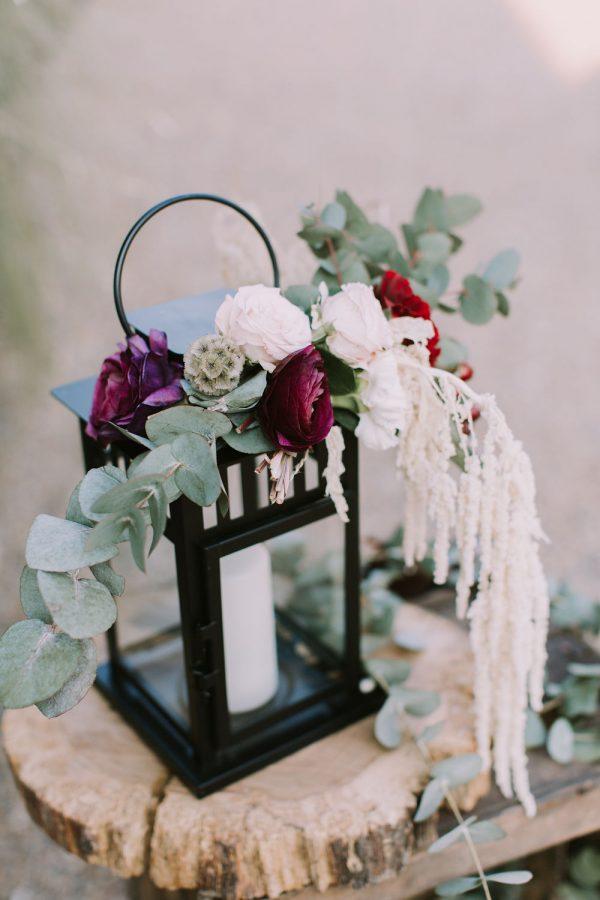décoration de mariage lanterne