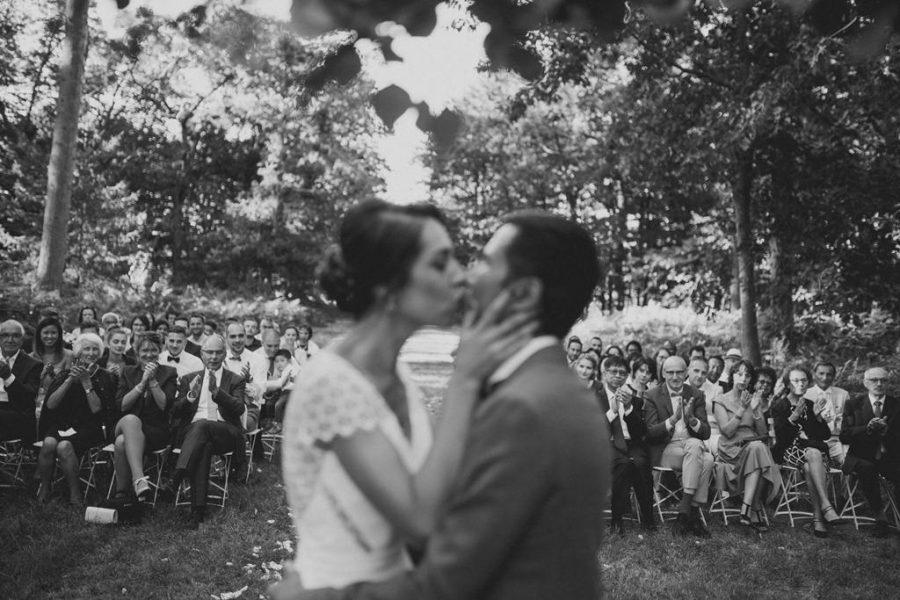 se marier en forêt
