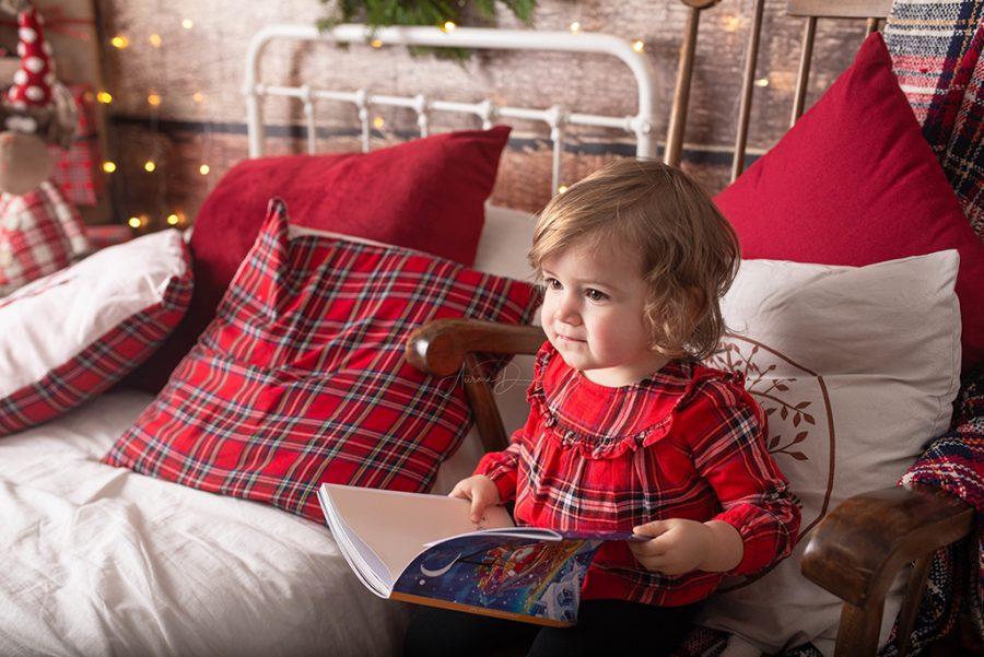 comment créer une ambiance de Noel pour la chambre des enfants