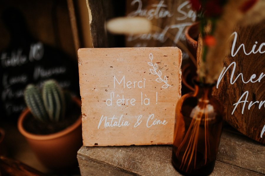 Ambiance latine pour ce mariage en Touraine